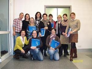 Pressemitteilung 19.02.2011 Deutschlands erste Hochzeitsplaner mit IHK Zertifikat