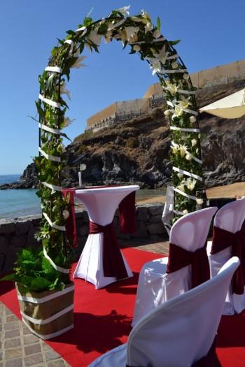 Teneriffa Hochzeit